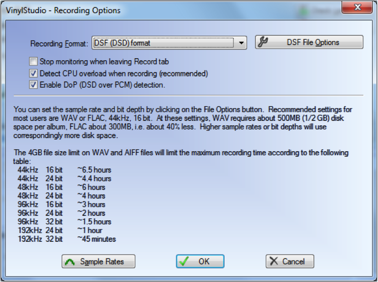 How to record DSD with the NPC | PS Audio