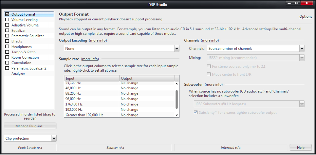 How to setup JRiver 19 for DSD playback | PS Audio