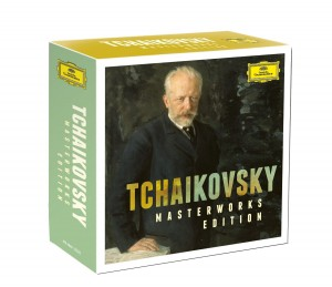 Graphic Tchaikovsky