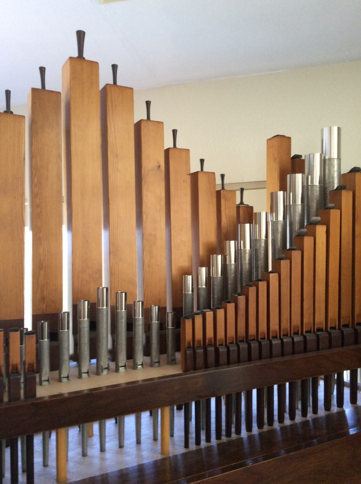 The Pipe Organ In My Living Room A Lifelong Journey Ps