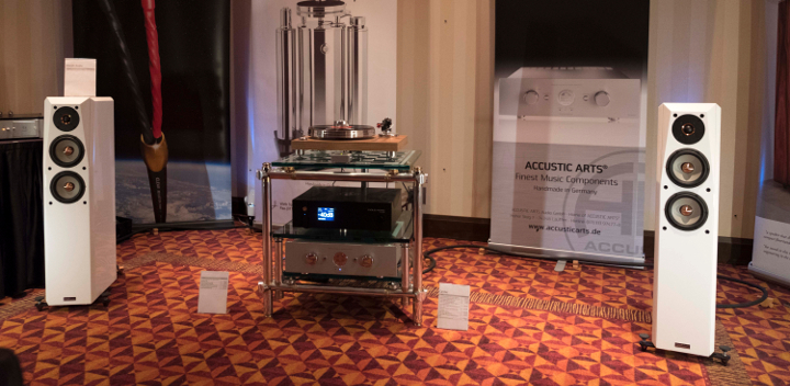 Joseph Audio at Montreal Audio Fest 2018