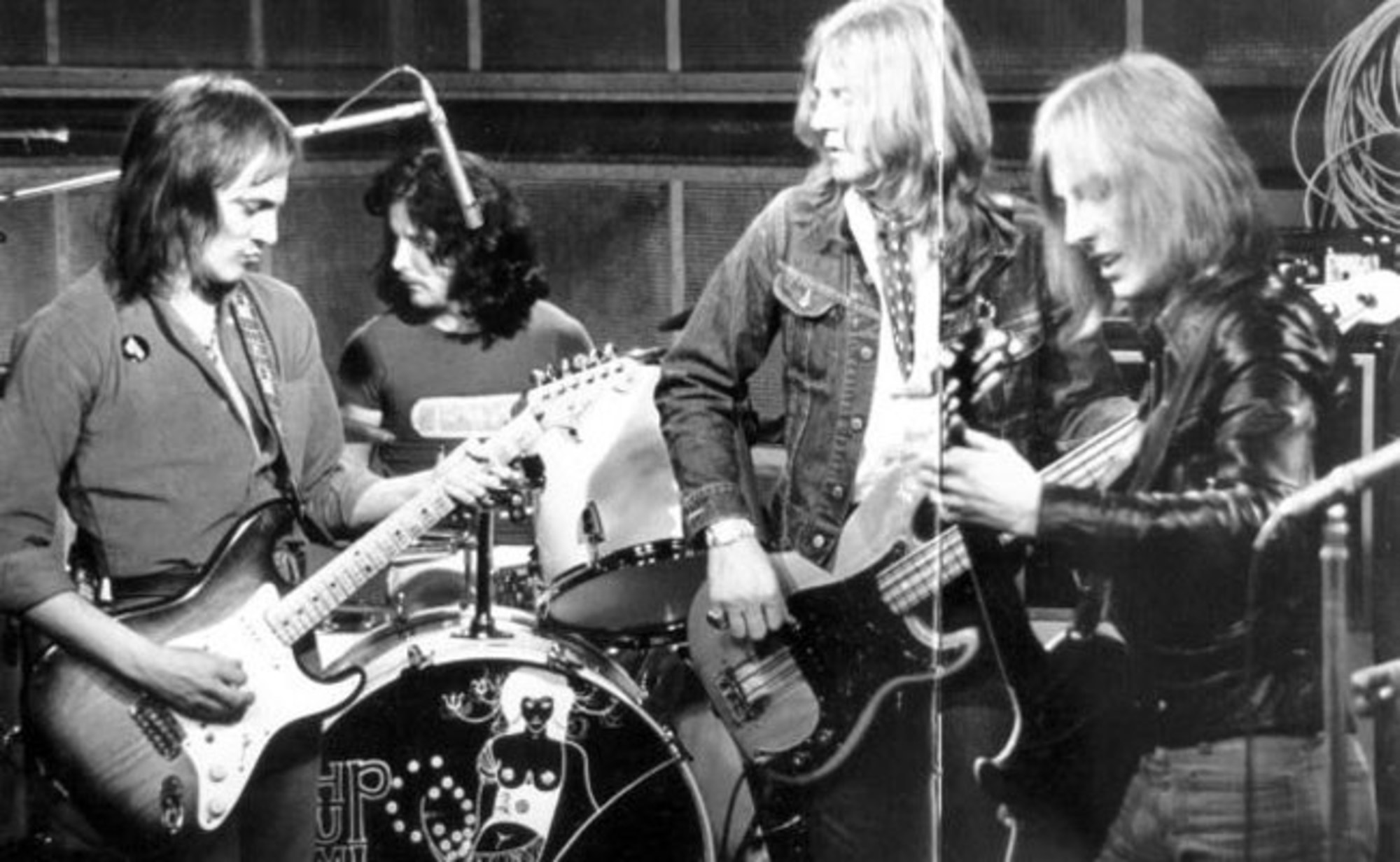 Humble Pie Was One Of The Greatest Live Bands World Rock And Roll Has Ever Known It A Band That Guitarist Peter Frampton Called Best I