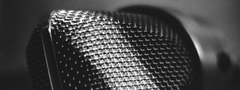 d33a5a625e The Sound of Microphones