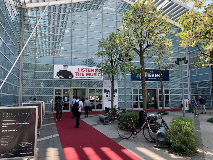 Munich High End 2018