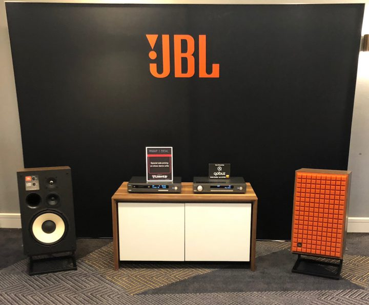 Those who enjoyed the JBL L100/Century back in the '70s may well be  heartened by this sight. Nothing is the same but the appearance, and a sound  which ...