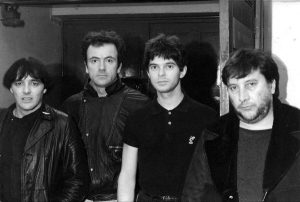 The Stranglers. Courtesy of Wikimedia Commons/Stranglers France Service.