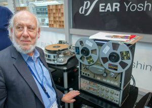 Tim de Paravicini. Image courtesy of Stereophile.