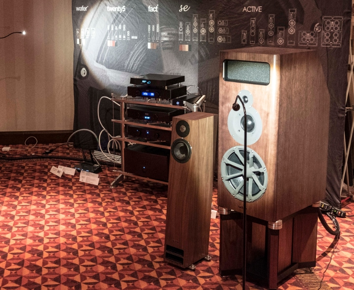 PMC at Montreal Audio Fest 2018
