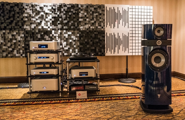 Focal and Esoteric at Montreal Audio Fest 2018