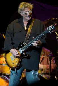Leslie West in 2008. Courtesy of Wikimedia Commons/Wilson Bilkovich.