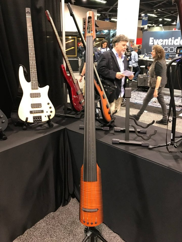 Instruments by Ned Steinberger, NS Design