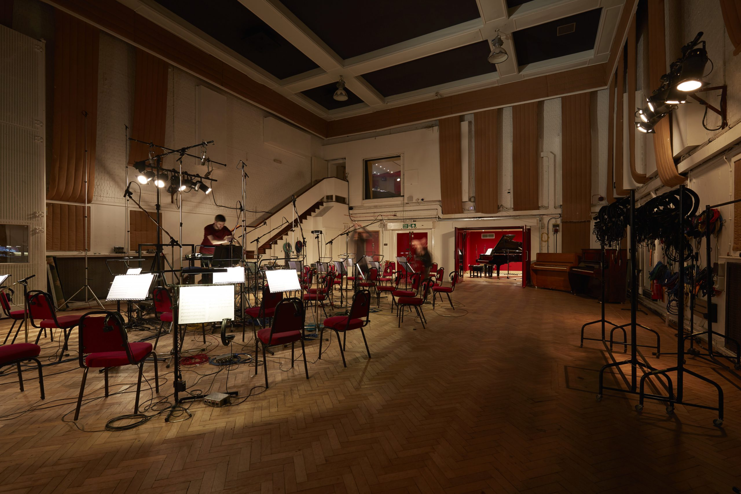 Abbey Road Studios, Studio Two.