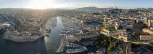 Marseille, France. Courtesy of Wikimedia Commons/Chensiyuan.