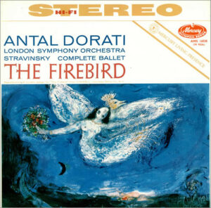 This reissue of Stravinsky's Firebird from the Mercury Living Presence catalog, done by Classic Records (now part of Analogue Productions) is one of the best LP reissues I have experienced. In fact, in terms of sound quality, it is probably one of the best classical LPs ever made. The dynamics on this LP are frightening. I am still looking for a good copy of this master tape. It was the combination of Robert Fine, the recording engineer, with his 3-microphone (Schoeps M201) technique and the recording venue (Watford Town Hall) that created this magic. https://www.stereophile.com/content/fine-art-mercury-living-presence-recordings