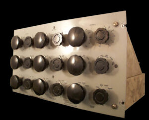 """The RS56 Universal Tone Control Unit, known as the """"Curve Bender."""""""