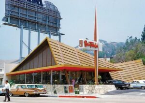 Ben Frank's, later Mel's Drive-In, West Hollywood, California.