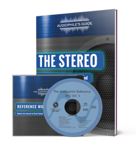 The Audiophile Reference Disc and Audiophile's Guide: The Stereo Book.