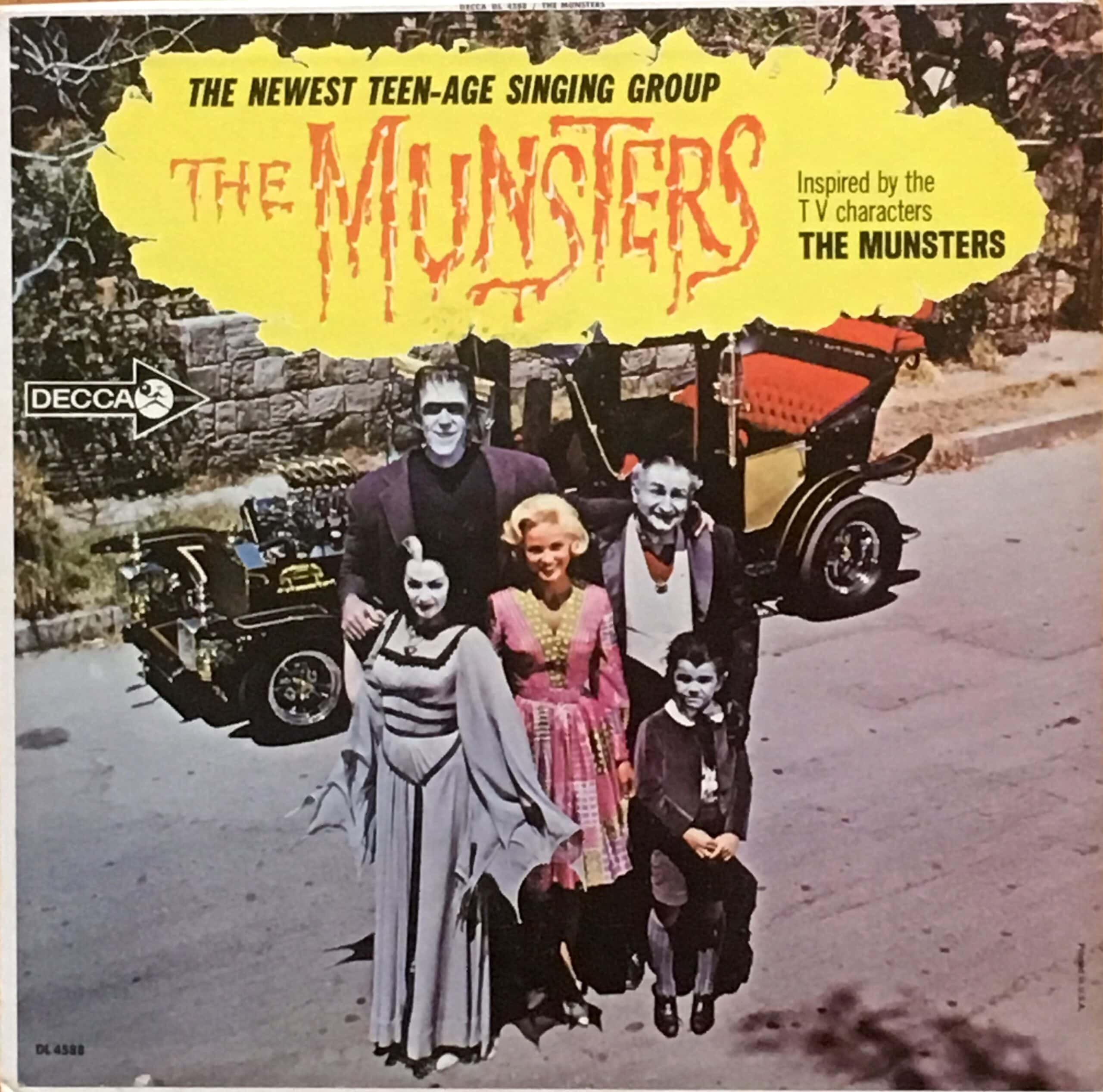 It wasn't a monster hit back in 1964, though Glen Campbell and Leon Russell played on it! Courtesy of Rich Isaacs.