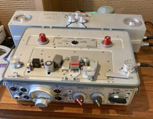 Nagra IV-S. Courtesy of Adrian Wu.