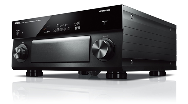 CX-A5200 Aventage 11.2 A/V preamplifier with MusicCast wireless technology.