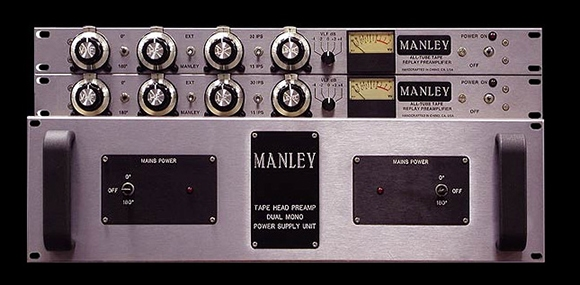 Manley Tape Head Preamp.