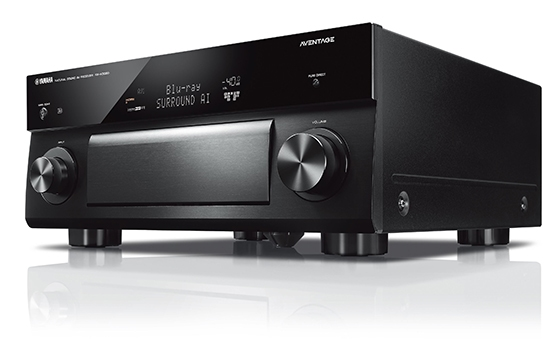 Aventage RX-A3080 audio/video receiver.
