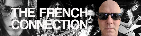 The French Connection podcast logo.