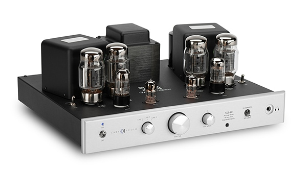 Cary SLI-80HS (Heritage Series) integrated amplifier.