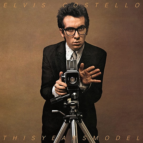 Elvis Costello, This Year's Model.