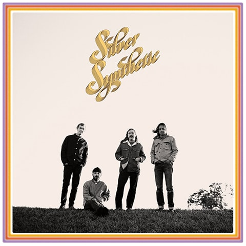 Silver Synthetic, album cover.